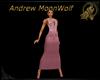 Regal Glitz Dress Pink