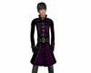 EOS/Black purple ghotic