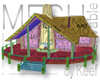 Log Cabin Add On MESH