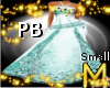 PB Imperial Teal Gown