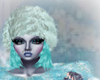 CrystalFur Hat & Hair