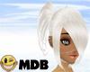 ~MDB~ IVORY TEFANI HAIR