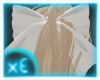 xE! White lolita bow
