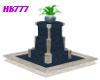 CBW Romantic Fountain 8P