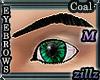 [zillz]M Brows Black