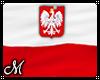 !W! Poland Flag (Wall)