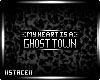 Ghost Town Badge
