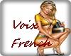 Voix femme française