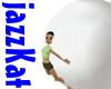 White Chocolate Snowball