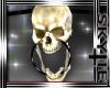 Skull Monocle /bone