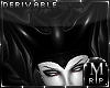 ᴍ | Derivable Bat Mask