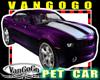 VG PET Car Purple drives