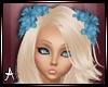 [Aev] Spring hair - blue