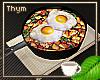 Hash Potato/Bacon/Egg