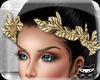 ! Greek Olive Crown gld