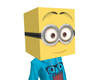 (J) Minion Box Head