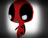Dead pool dancing chibi