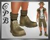 Boy Safari Boots