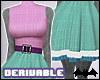 KI|FurSkirtDress*Derive