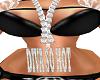 diva so hot silver chain