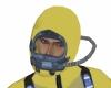 007 Diver helmet M