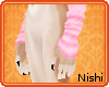 [Nish] Angel Arm Warmers