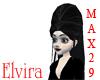 Black Elvira Beehive
