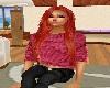 Reddish Hair