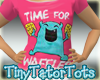Kids Time 4 Waffles Tee