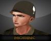 WWII. M1 Enlisted Helmet