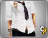 *cp*SchoolGirl Shirt+Tie