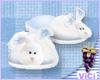 ! ViCi- Bunny Slipper Bl