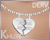 K derv soulmates heart F