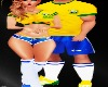 LWR}Fifa Brasil M Short