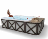 Chic Cottage Hot Tub