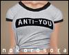 n| Anti-YOU tee