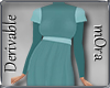 HD Empire Dress Mesh