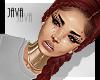 -J- Rihanna red