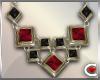 *SC-Marsala Necklace