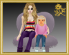 Mommy & Daughter Sofa*