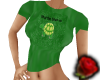 green turtle shirt
