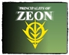 Zeon Flag - Green -