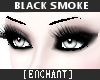 Black Metal Smoke Shadow