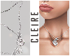 !C♔ Clear Necklace!