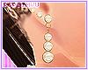 . dream girl earrings