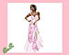 BnR pink flower gown