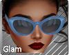 Sissy Blue Sunglasses
