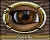 |Svy| Brown Shine Eyes