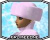~FO~Pink Fur Hat