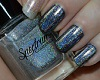 SPECTROM BLUE NAILS